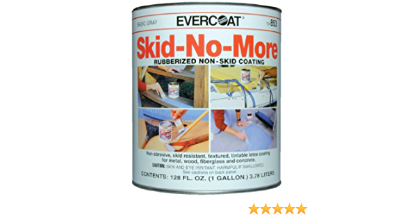 Evercoat Skid No More Surface Coating Non-Skid Gallon