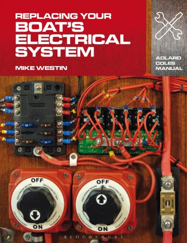 replacing your boat s electrical system adlard coles manuals mike rh amazon com Boat Wiring Diagram Printable Most Basic Boat Wiring Diagram
