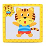 Magnetic Tiger Puzzle for Toddlers and Kids – Review and Comparison