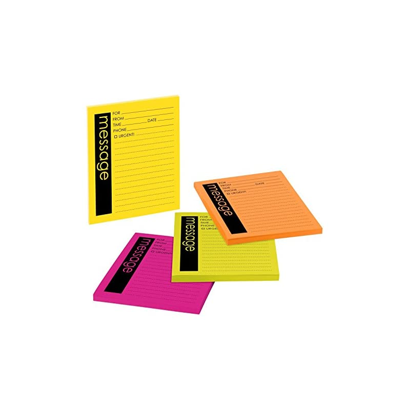 Post-it Super Sticky Notes, Telephone Me