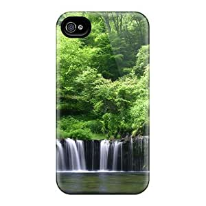 Mycase88 Snap On Hard Cases Covers Waterfall Protector For Iphone 6