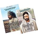 The Gospel Of John & The Gospel Of Luke DVD - Double Feature Movie + Digital HD