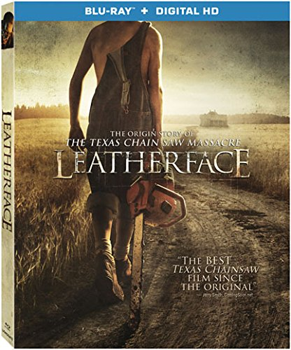 Blu-ray : Leatherface (Widescreen, Digital Theater System, AC-3, )