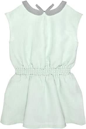 Bonnet à Pompon Dress for Girls - - - 14DR36-121