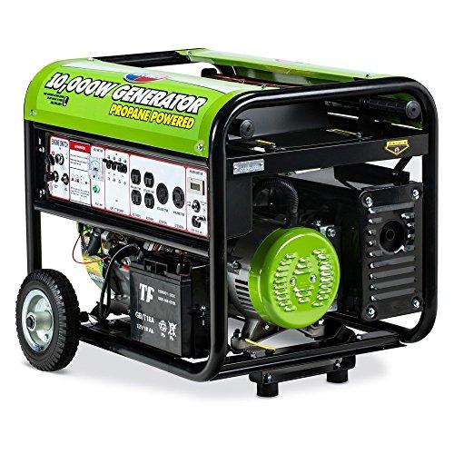 All Power America 10000W Propane Generator