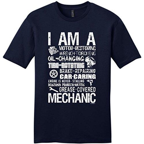 Mechanic Badass Gift Young T Shirt