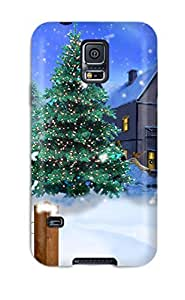 Fashion GfCKLcM4392uxlwK Case Cover For Galaxy S5(3d For Computer )