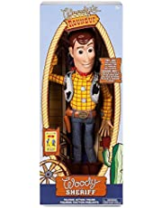 """Toy Story Pull String Woody 16"""" Talking Figure - Disney Exclusive by Toy Story"""