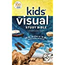 NIV Kids' Visual Study Bible, Hardcover, Full Color Interior: Explore the Story of the Bible---People, Places, and History