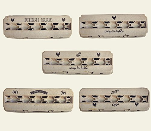 Coop To Table Egg Cartons (10 Pieces)