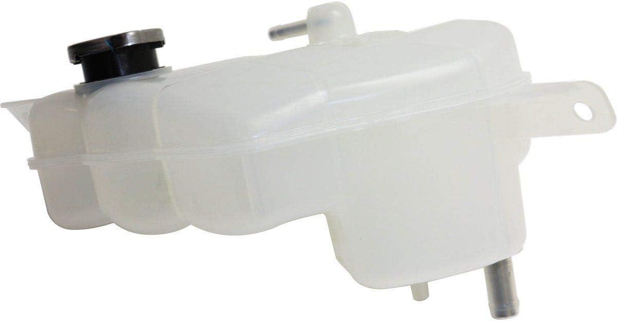 08-14 Avenger Coolant Recovery Reservoir Expansion Tank Overflow Bottle w// Cap