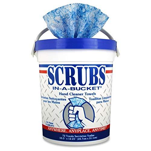 S.C.R.U.B.S. ITW42272EA - Scrubs Hand Cleaner Towel