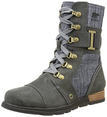 Carly Mujer Botas 53 Negro Sorel Major wc5qnOzWpP