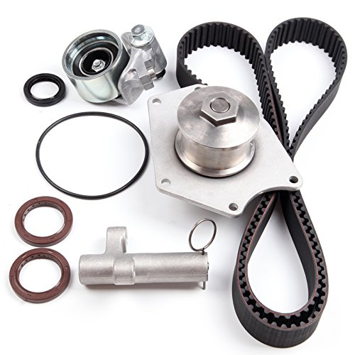 - ECCPP Timing Belt Kit W/Water Pump Fits Chrysler Dodge Plymouth 3.2L 3.5L V6