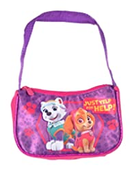 """Paw Patrol """"Yelp for Help"""" Purse - purple, one size"""