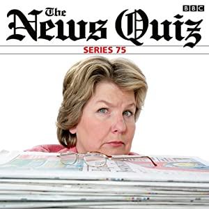 The News Quiz: Complete Series 75 Radio/TV Program