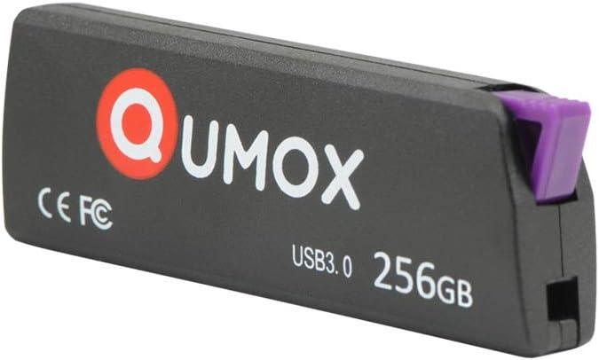 Qumox 256gb 256 Gb Usb 3 0 Externe Datenspeicher Sticks Computer Zubehör