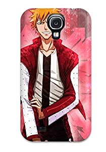 Christmas Gifts Unique Design Galaxy S4 Durable Tpu Case Cover Bleach 3271933K23720310