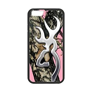 Hoomin Pink Realtree Camo Browning Cutter iPhone 5c