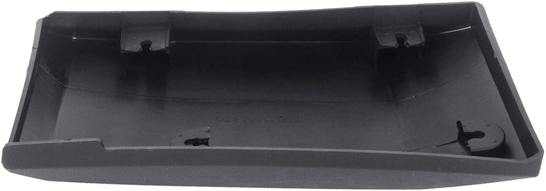 KARPAL Gray Molding Trim Cladding Left Driver Under Fuel Door Compatible With 2015-2019 Ford Transit
