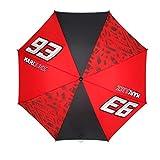 Marc Marquez 93 Moto GP Logo Umbrella Red Official 2018