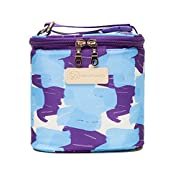 Sarah Wells Cold Gold Breastmilk Cooler Bag with Ice Pack (Painterly)
