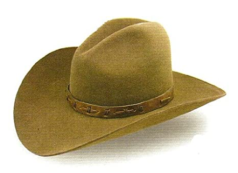 4c412d1fe8058 Stetson Wyoming Cowboy Hat at Amazon Men s Clothing store