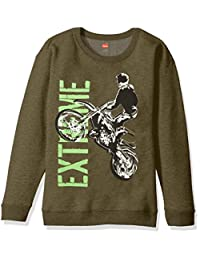 Hanes Boys Big Boys Graphic Sweatshirt