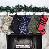 Tactical Stocking. Ruck Up Hanging Christmas