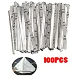 Nose Wire Strip Aluminum Nose Bridge Strips,Metal Nose Bridge Nose Wire Clips for DIY Making Accessories Crafts (100PCS)