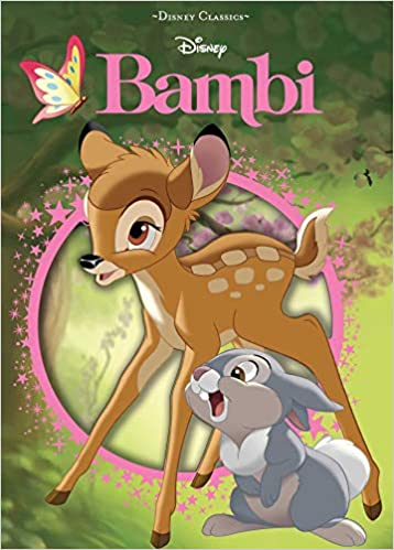 Disney Bambi (Disney Die-Cut Classics): Editors of Studio Fun  International: 9780794443726: Amazon.com: Books