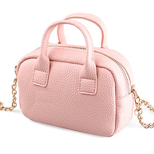 Nico Louise Leather Women Mini Shoulder Purse Grils Handbag Candy Color Bag For Kids - I You Sunglasses Need