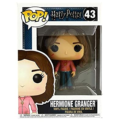 Funko Pop Movies Harry Potter-Hermione with Time Turner Toy: Funko Pop! Movies:: Toys & Games