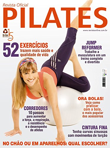 Amazon.com: Revista Oficial de Pilates ed.04 (Portuguese ...