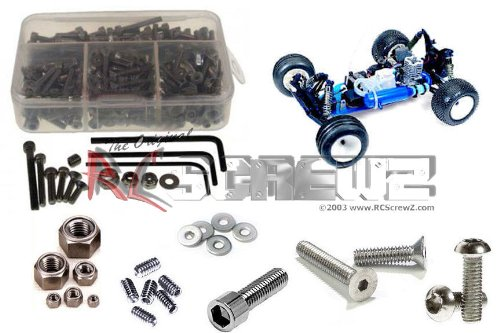RC Screwz Associated RC10GT RTR Factory Screw Set