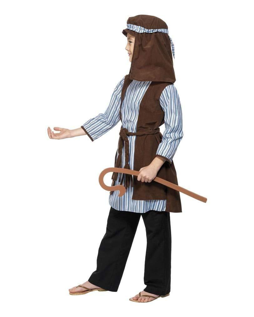 Horror-Shop Pastorcillo traje niño S: Amazon.es: Juguetes y ...