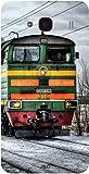 J & C Cases' Designer printed cover for Xiaomi Redmi 2 prime   Russian Railways