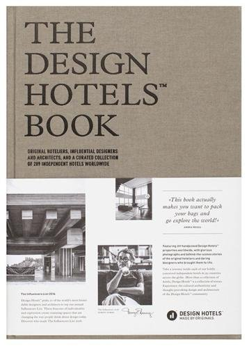The Design Hotels# Book: Edition 2016