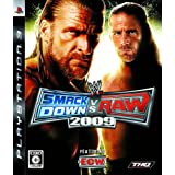 WWE 2009 SmackDown vs Raw