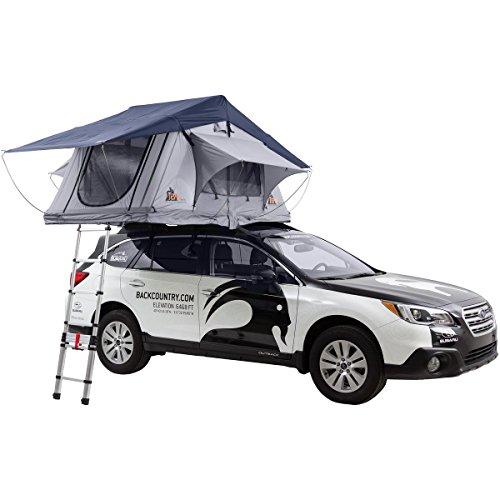 Tepui Baja Series XL Mesh Tent: 4-Person 3-Season Gray, One Size -  01BJ8041607