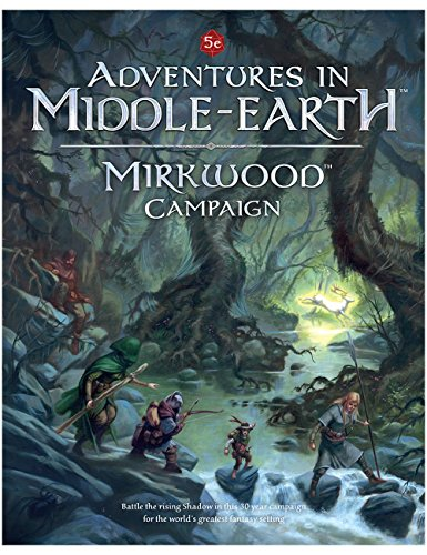 Adventures in Middle-earth - Mirkwood Campaign by Cubicle 7