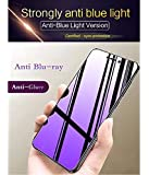 JGD PRODUCTS Anti Blue Ray Light [Eye Protect] Premium 9H hardness Tempered Glass for Oppo R17/ R17 Pro (2018)