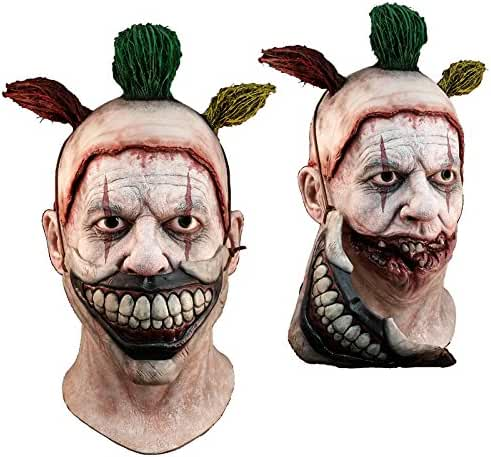Trick or Treat Studios Men's American Horror Story-Twisty The Clown Mask