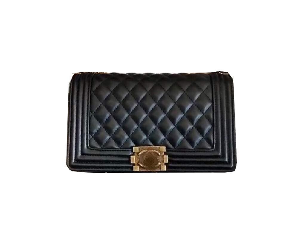 HPASS Classic Leboy Designer Shoulder Bag Crossbody Bag for Women