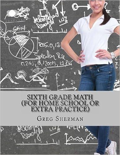 ??TOP?? Sixth Grade Math (For Home School Or Extra Practice). entre price Waiver Arsenal corren pasan