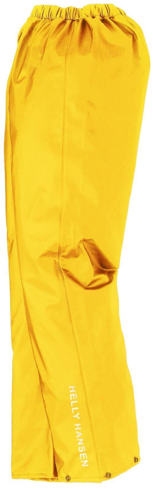 70480_310-L Rain Pants ''Voss'' Waterproof Size In L, LIGHT Yellow