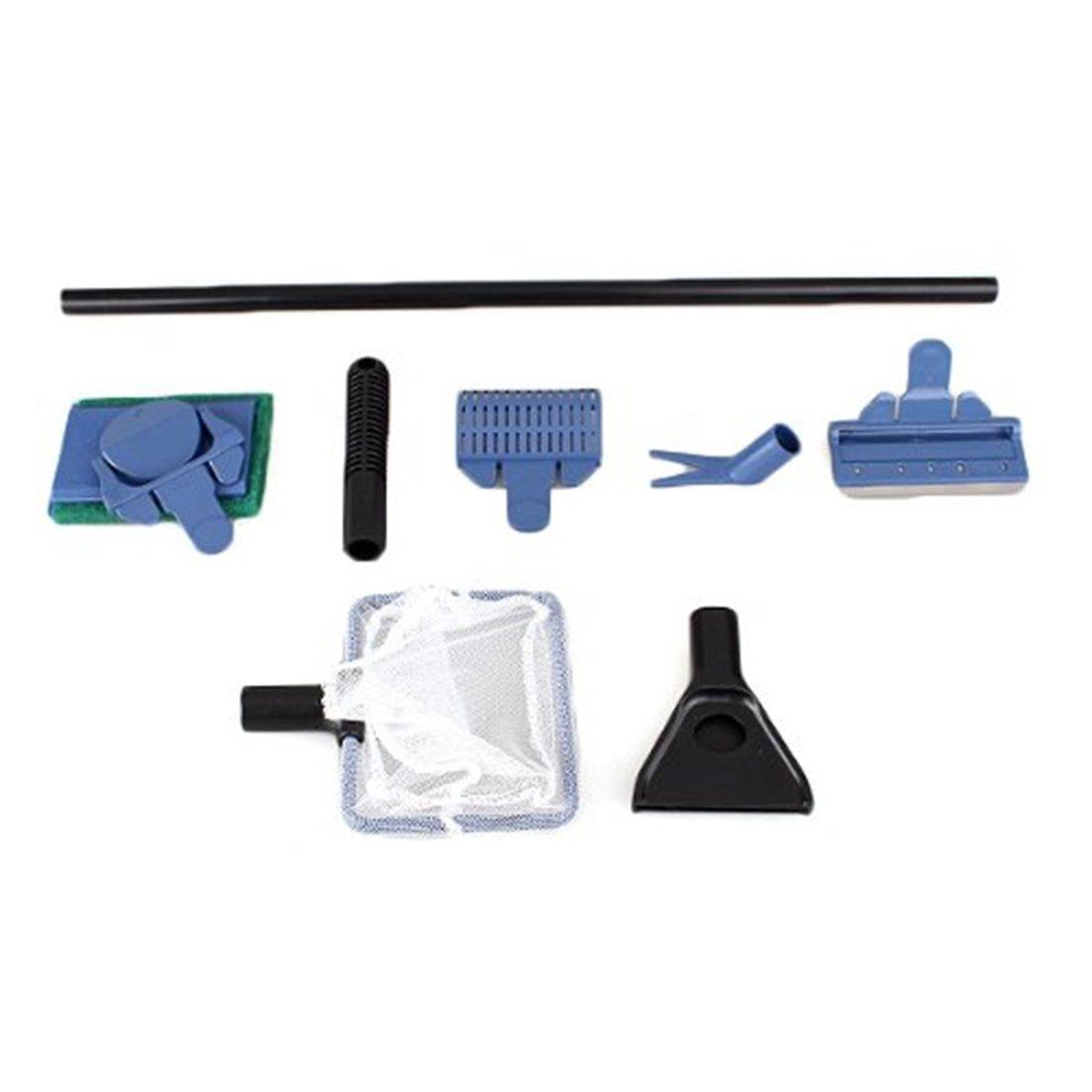 kit limpieza acuario 5 en 1 limpiador purificador antialgas de acuario pecera estanque de OPEN BUY: Amazon.es: Jardín