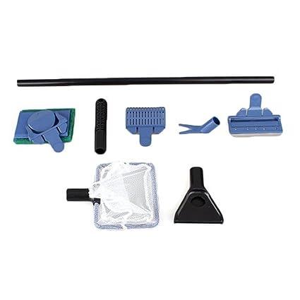 kit limpieza acuario 5 en 1 limpiador purificador antialgas de acuario pecera estanque de OPEN BUY