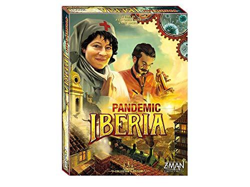 (Pandemic: Iberia)