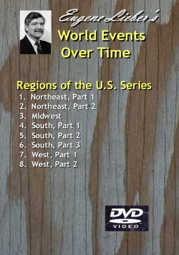 Rated Interconnect (Regions of the U.S. Series: World Events Over Time Collection)